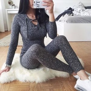 Other - Sexy Grey Jumpsuit (New!)~FINAL!